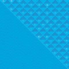 Couleur bleu france. Gamme de couleurs liners de piscine