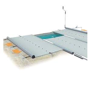 Vente de bâches d'hivernage pour piscine